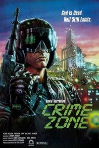 Crime Zone as Jason