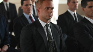 Patrick J. Adams Says Starring in NASA Drama The Right Stuff Is a Childhood Dream Come True