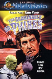 The Abominable Dr. Phibes as Dr. Phibes