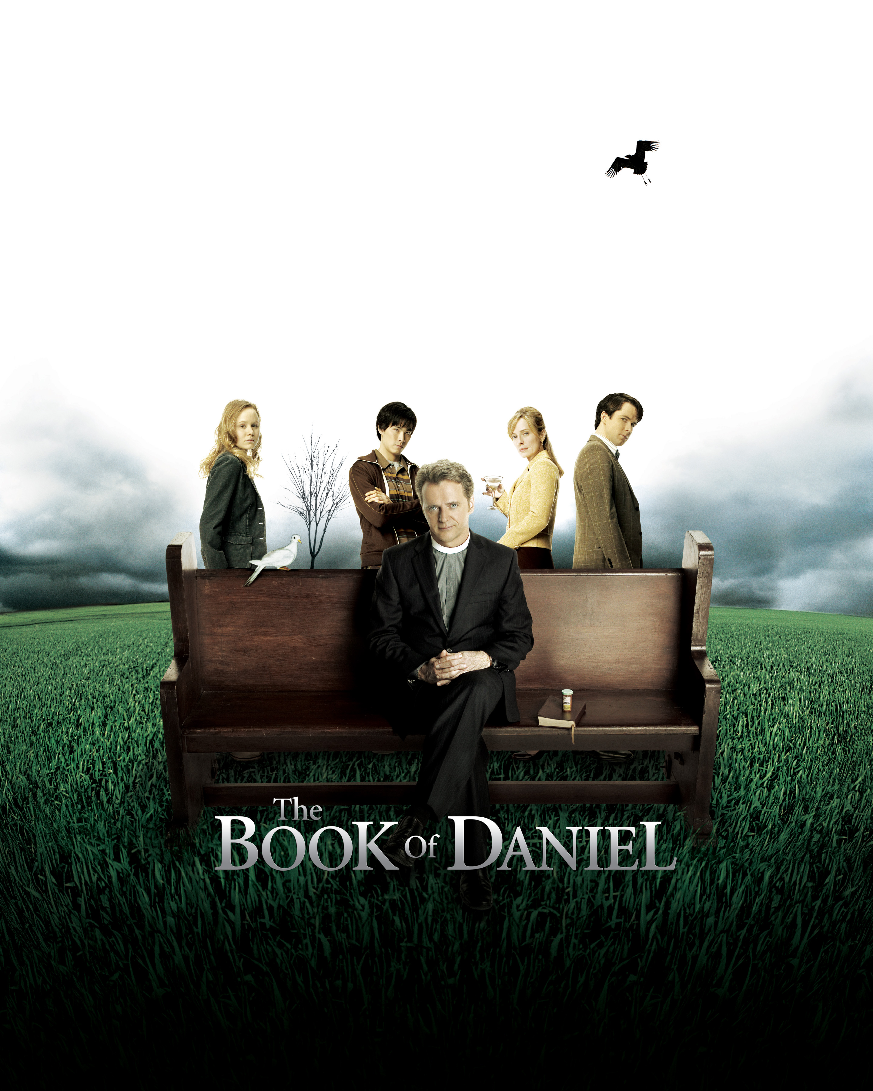 The Book of Daniel as Nora Paxton