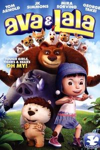 Ava & Lala as Mr. Bear