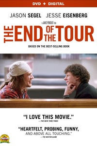 The End of the Tour as David Foster Wallace