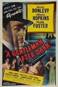 A Gentleman After Dark as Morrison