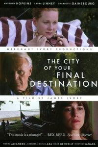 The City of Your Final Destination as Adam Gund