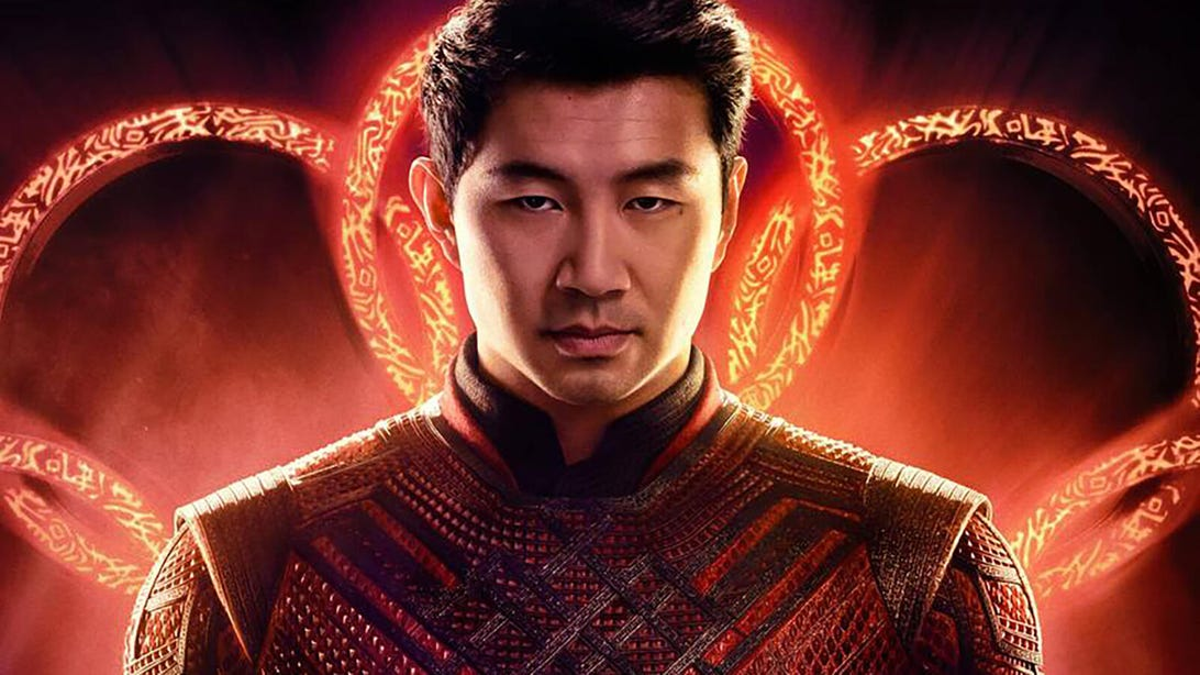 Simu Liu, Shang-Chi and the Legend of the Ten Rings