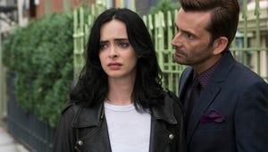 """Jessica Jones Stars Promise Kilgrave's Return Will Be """"Darkest"""" Episode Yet"""