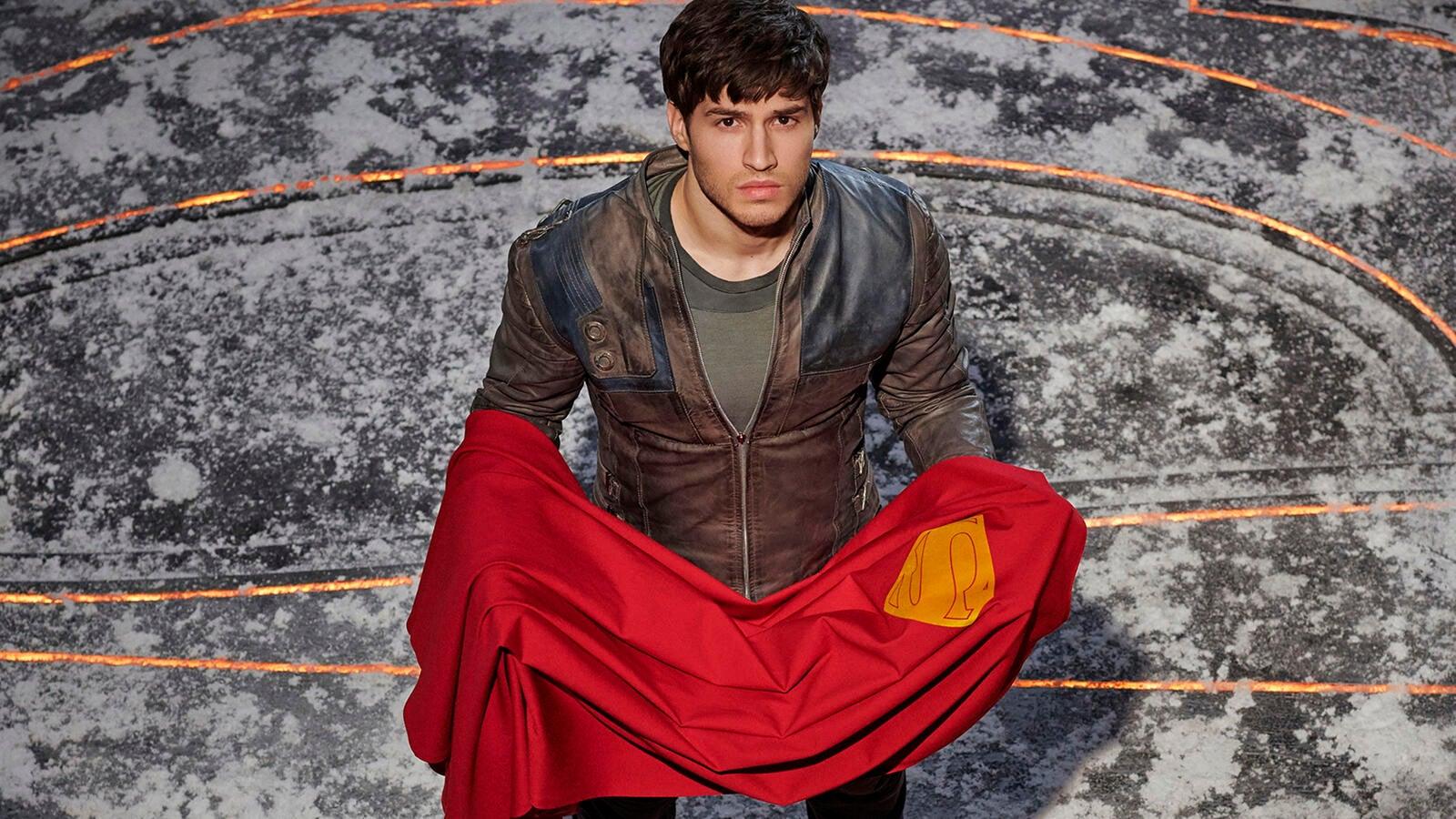 Cameron Cuffe, Krypton