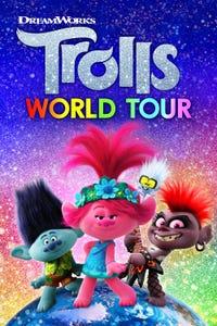 Trolls World Tour as Trollzart