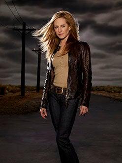 Saving Grace - Holly Hunter as Grace