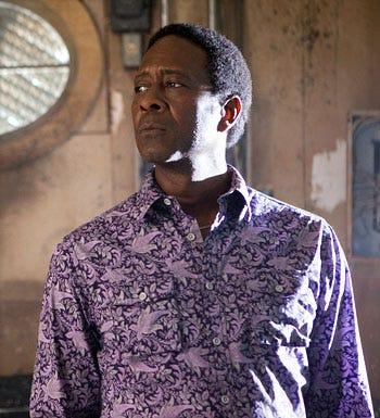 Treme - Season 1 - Clarke Peters as Albert Lambreaux