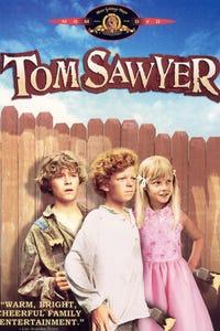 Tom Sawyer as Aunt Polly