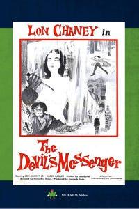 The Devil's Messenger as Satan