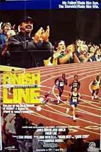 Finish Line as Coach John Harkins