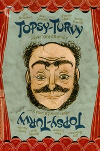 Topsy-Turvy as Durward Lely