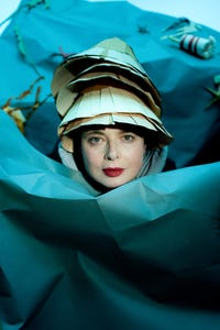 Isabella Rossellini as Big Nose Kate