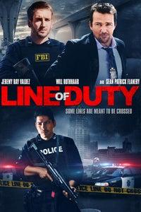 Line of Duty as Agent Ortiz