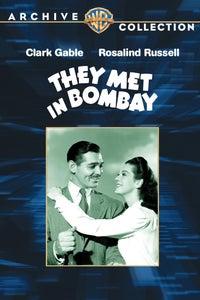 They Met in Bombay as Gerald Meldrick
