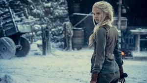 The Witcher Season 2 Photos Preview Ciri's Training at Kaer Morhen