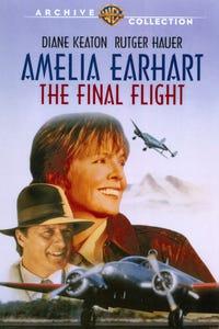 Amelia Earhart: The Final Flight as Amelia Earhart