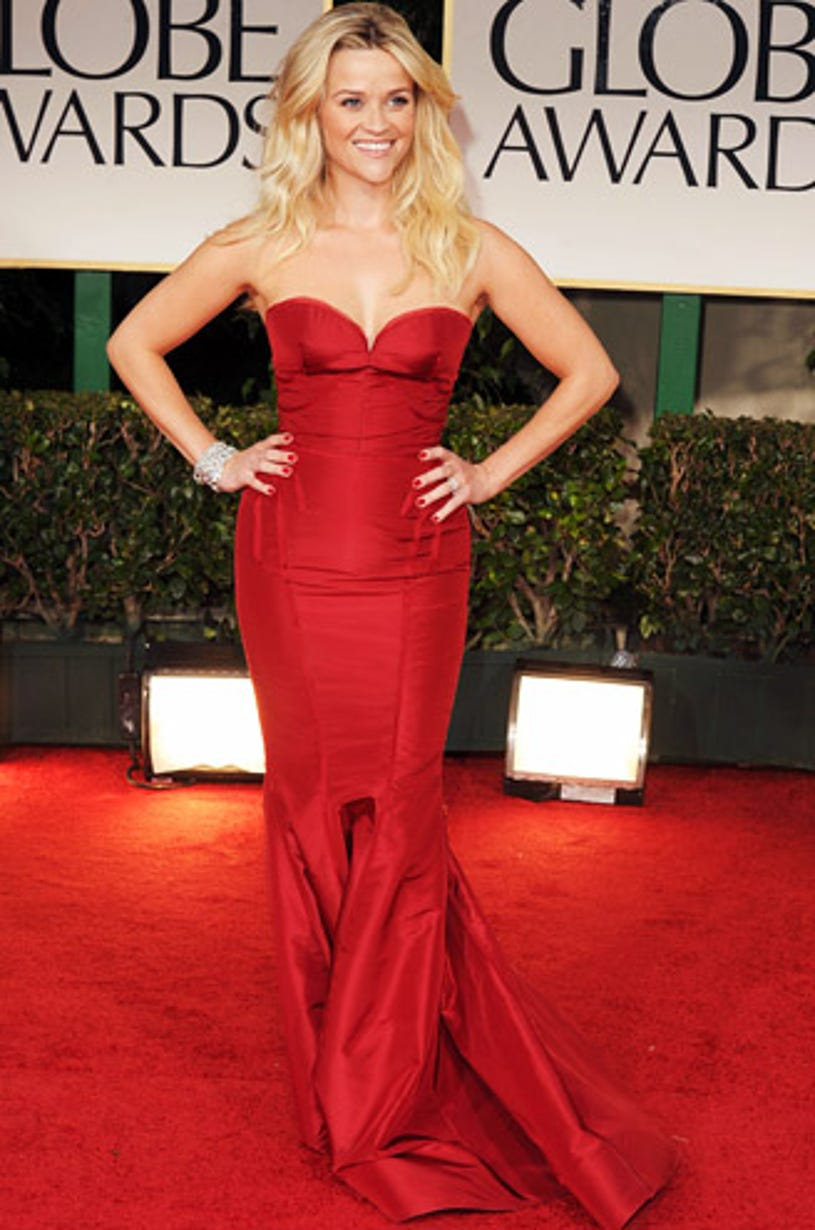 Reese Witherspoon - The 69th Annual Golden Globe Awards, January 15, 2012