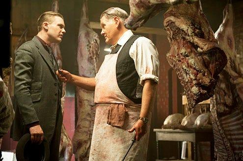 Boardwalk Empire - Season 2 -  Michael Pitt and William Forsythe