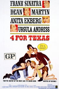 Four for Texas as Ansel