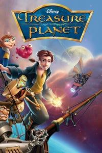 Treasure Planet as Sarah