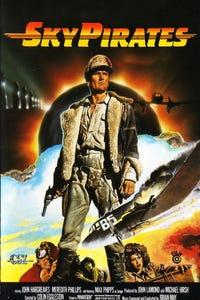 Sky Pirates as Lt. Harris