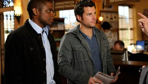 Psych Stars Answer Fans' Questions About Monk Crossover, Dulé Hill's Driving