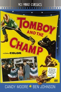 Tomboy and the Champ as Fred Anderson