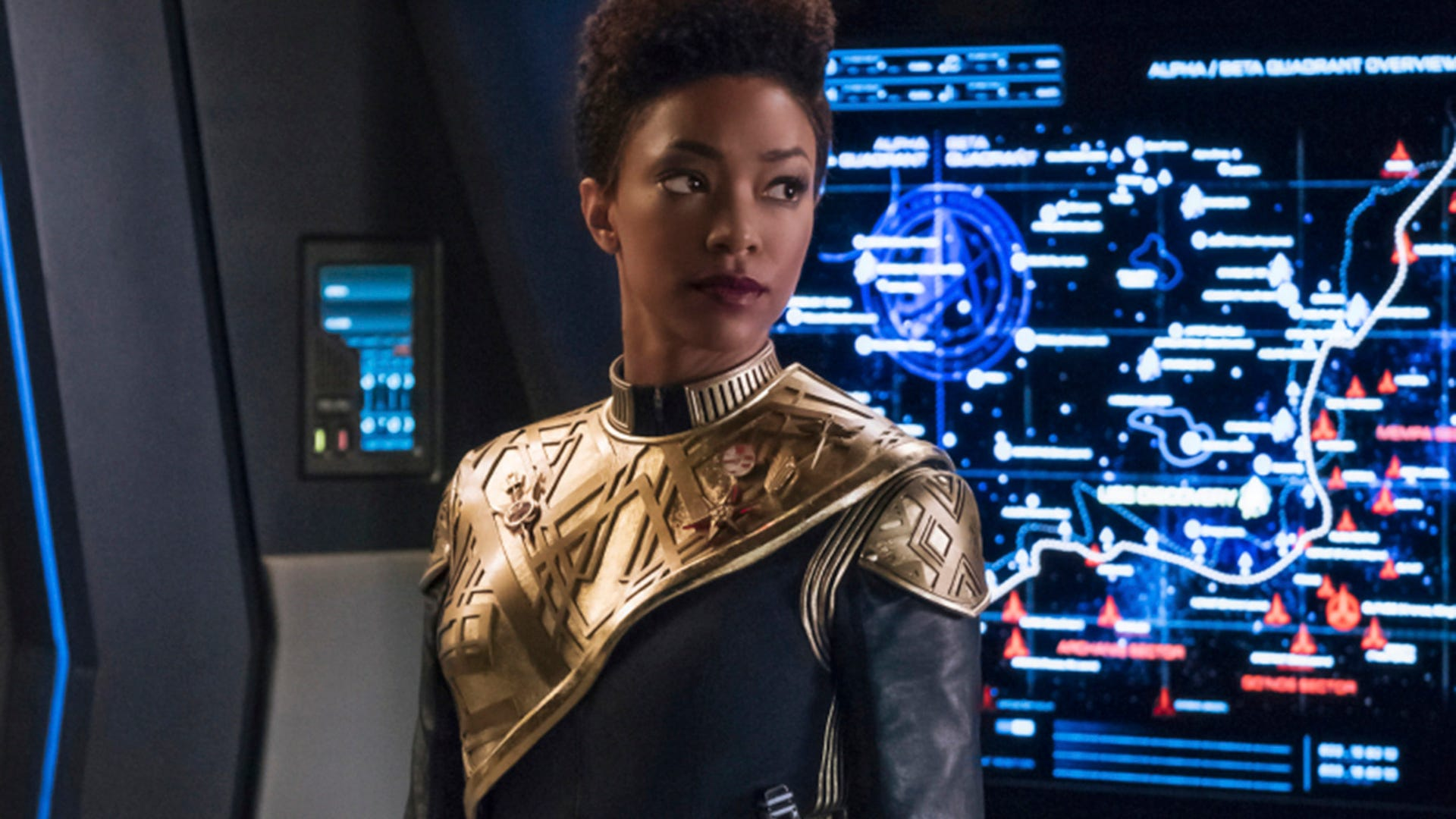 Sonequa Martin-Green, Star Trek: Discovery