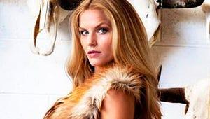 Meet Ellen Hollman, Spartacus' Savage, Mangy Saxa