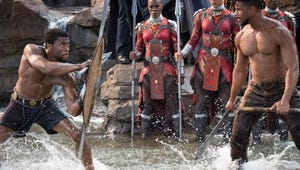 Here's When You Can Watch Black Panther  on Disney Plus