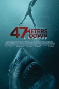 47 Meters Down: Uncaged as Jennifer
