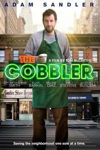 The Cobbler as Max Simkin