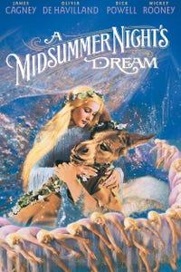 A Midsummer Night's Dream as Hermia