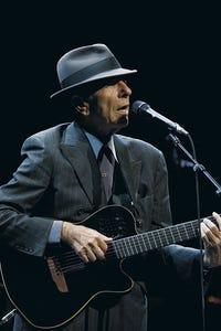 Leonard Cohen as Leonard Cohen