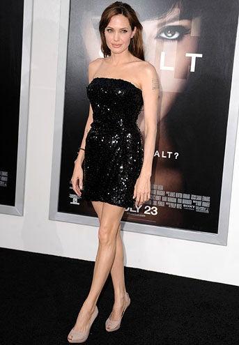 "Angelina Jolie - The ""Salt"" Los Angeles premiere, July 19, 2010"