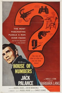 House of Numbers as Mrs. Ruth Judlow