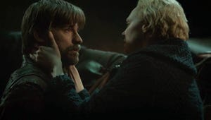 Game of Thrones' Gwendoline Christie 'Was Very Upset' Over Jaime's Decision, Too