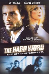 The Hard Word as Shane Twentyman