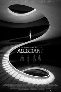 The Divergent Series: Allegiant as Tori