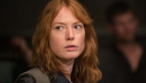 The Walking Dead Guest Star Alicia Witt on How Paula Came to Be
