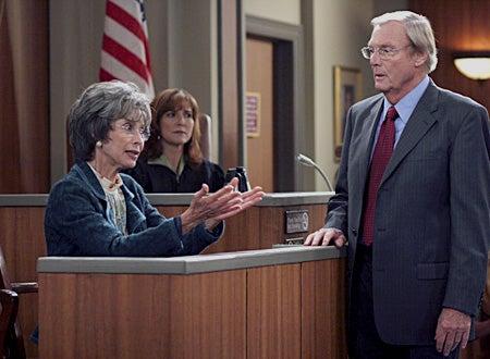 "George Lopez -""George Testi-Lies for Benny""- Rita Moreno, Judge Marilyn Milian, Adam West"