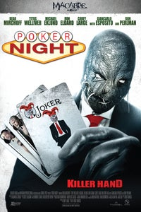 Poker Night as Bernard