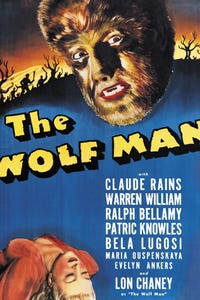 The Wolf Man as Larry Talbot