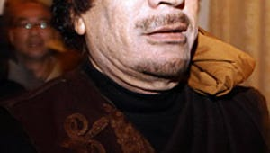 Gadhafi Killed; Bloody Images of His Body Aired