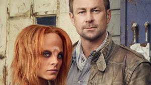 """Syfy's Defiance Is a """"Cannonball Jump Into Craziness"""""""