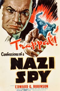 Confessions of a Nazi Spy as Capt. Richter