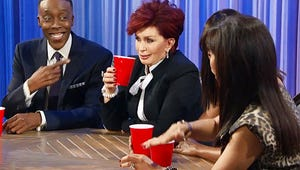 VIDEO: What Sharon Osbourne Really Thinks of the Bleeping View Hosts